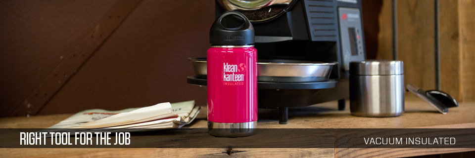 Double-Wall, Vacuum Insulated Bottle and Mug